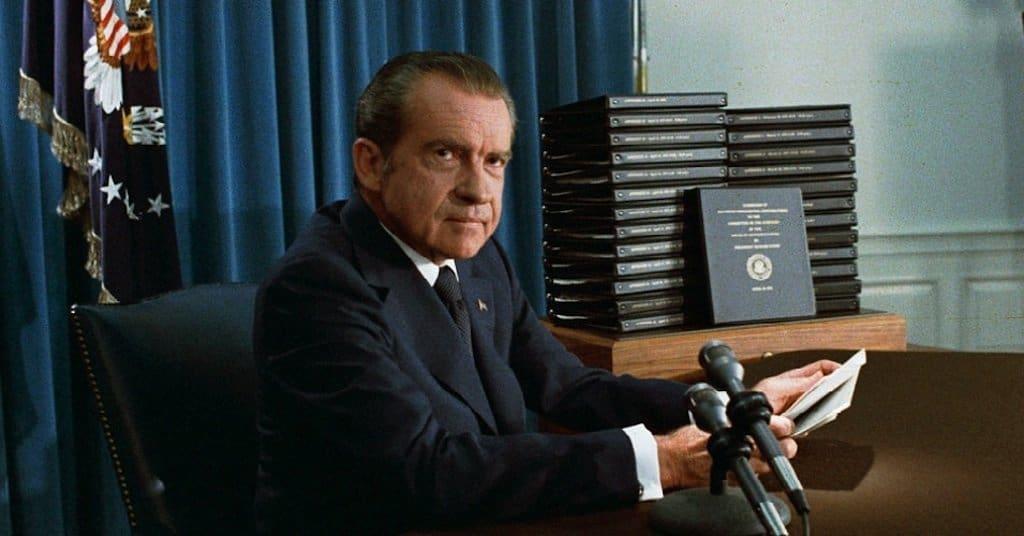 George Will Confirms Nixon's Vietnam Treason
