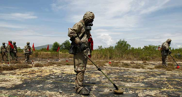 Four decades later, following the trail of Agent Orange