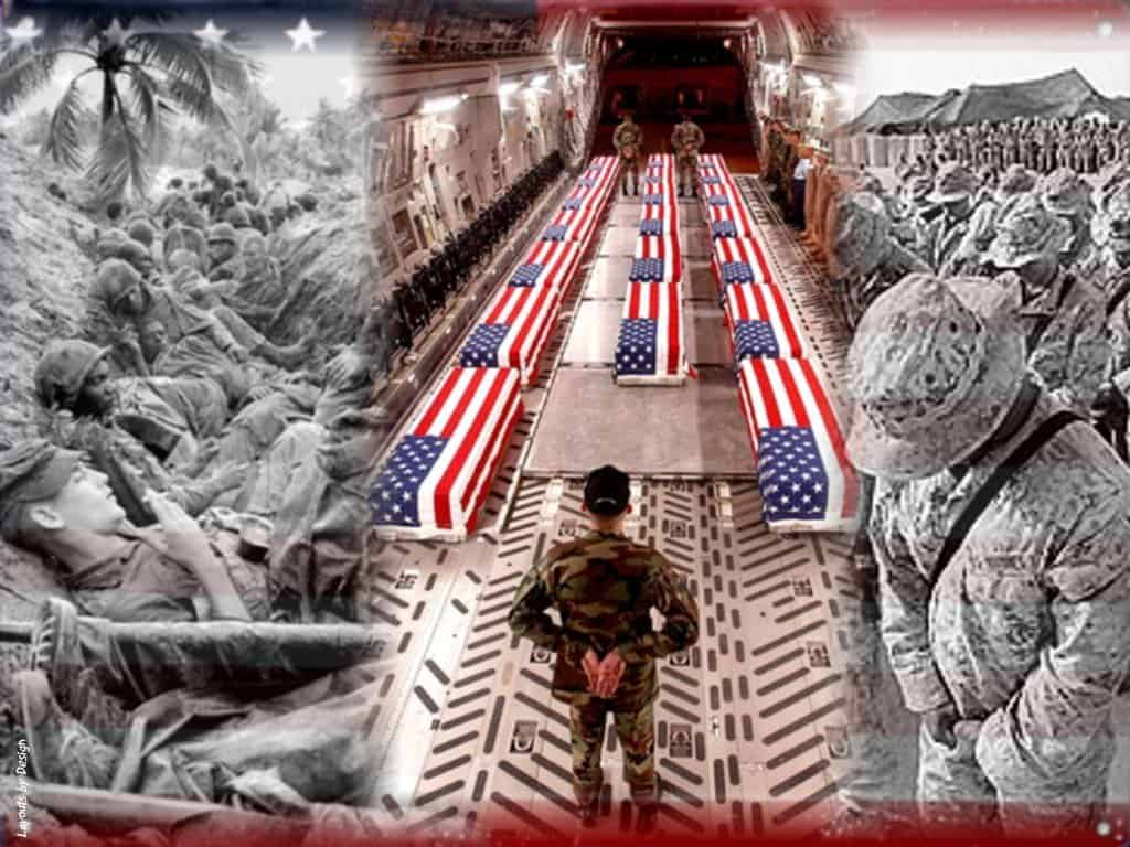 """The Order to """"Support the Troops"""" is Killing Veterans Troop Worship by Abby Martin"""
