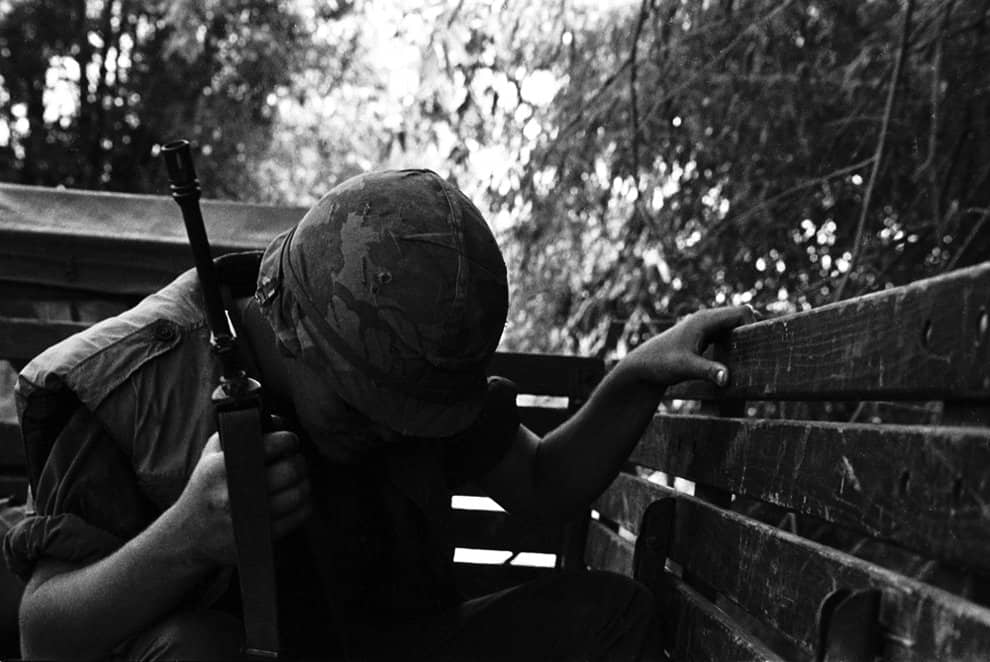 A soldier's eye: rediscovered pictures from Vietnam