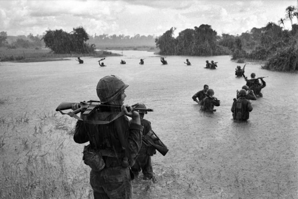Vietnam: The Real War – in pictures
