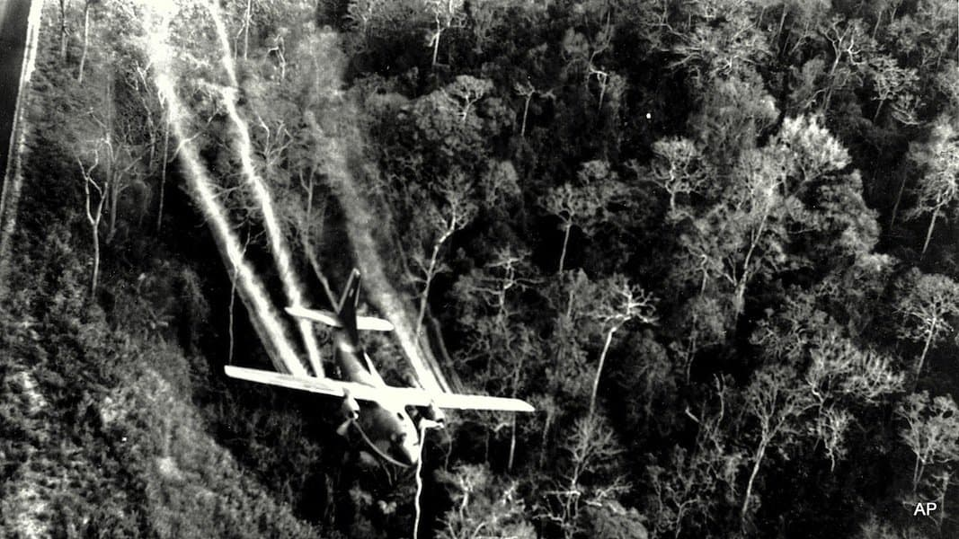 War Crimes: Agent Orange, Monsanto, Dow Chemical and Other Ugly Legacies of the Vietnam War