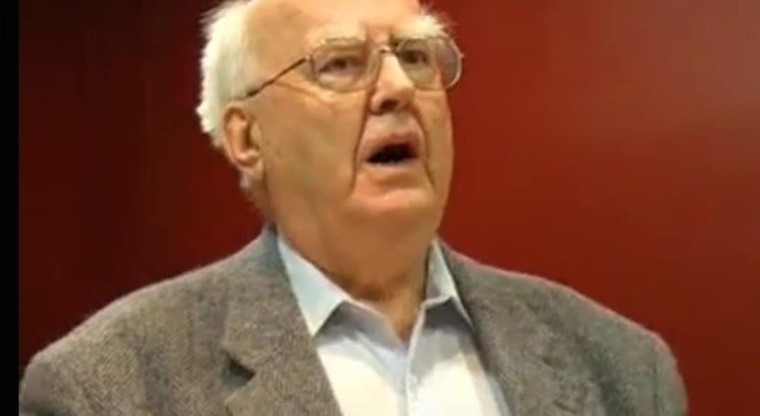 Len Aldis, peace campaigner, passes away at home