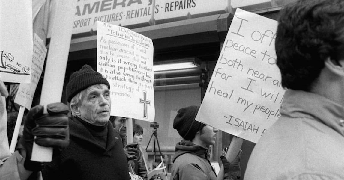 The Life and Death of Daniel Berrigan by Rev. John Dear