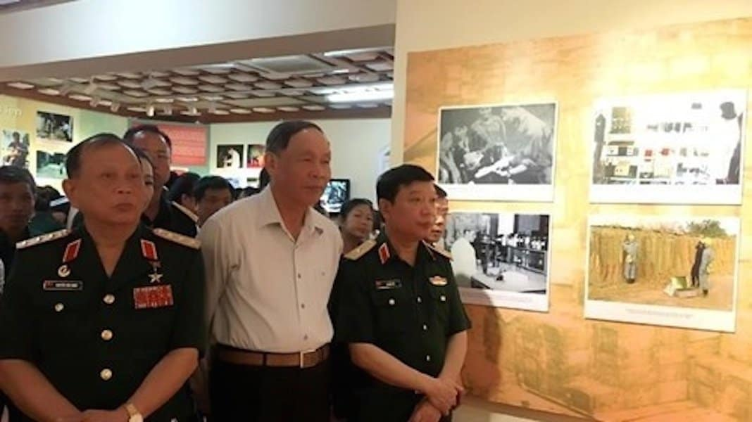 Exhibition commemorates 55th anniversary of AO catastrophe in Vietnam