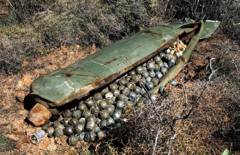 Grassroots Campaign Has Made Cluster Bombs Unprofitable