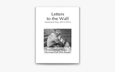 LETTERS TO THE WALL Book Now Available