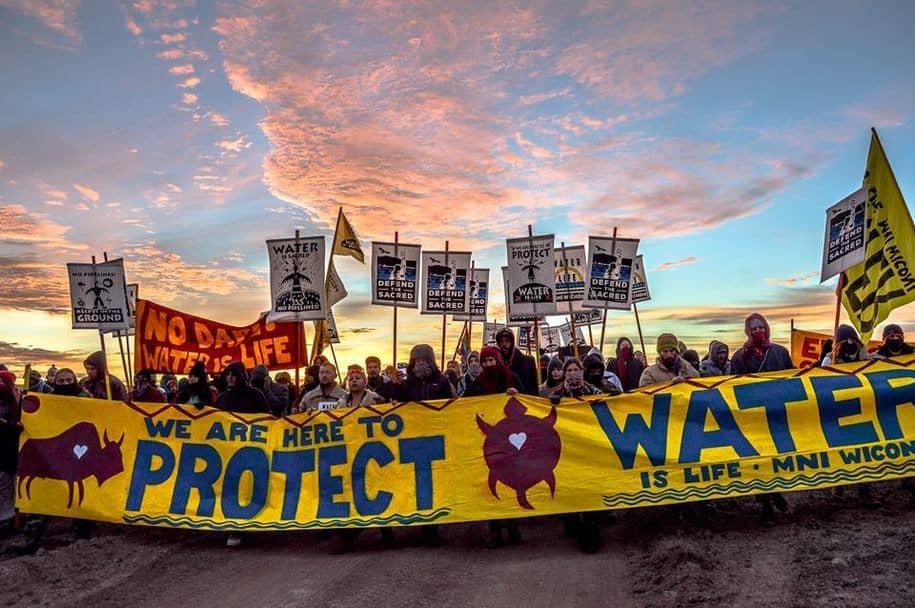 Veterans For Peace Forum: Water Protectors