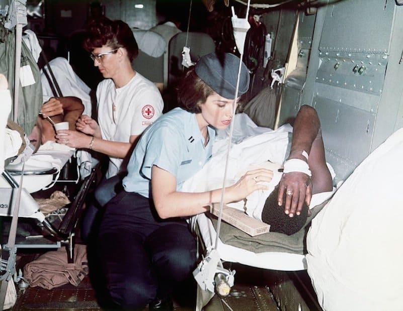 Combat Nurses and Donut Dollies