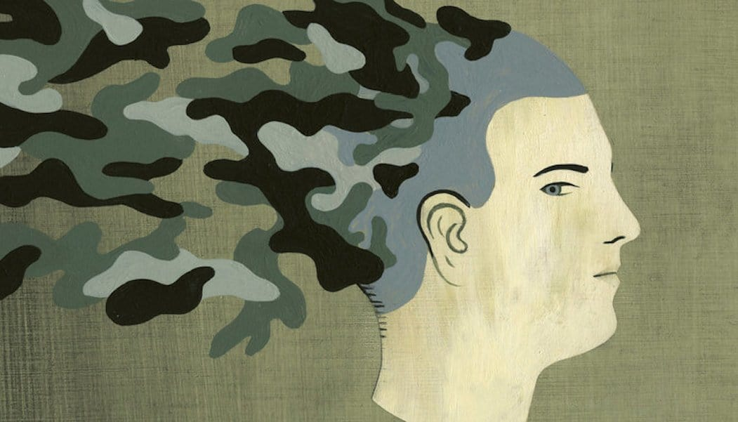 A Lifeline for Troubled Veterans