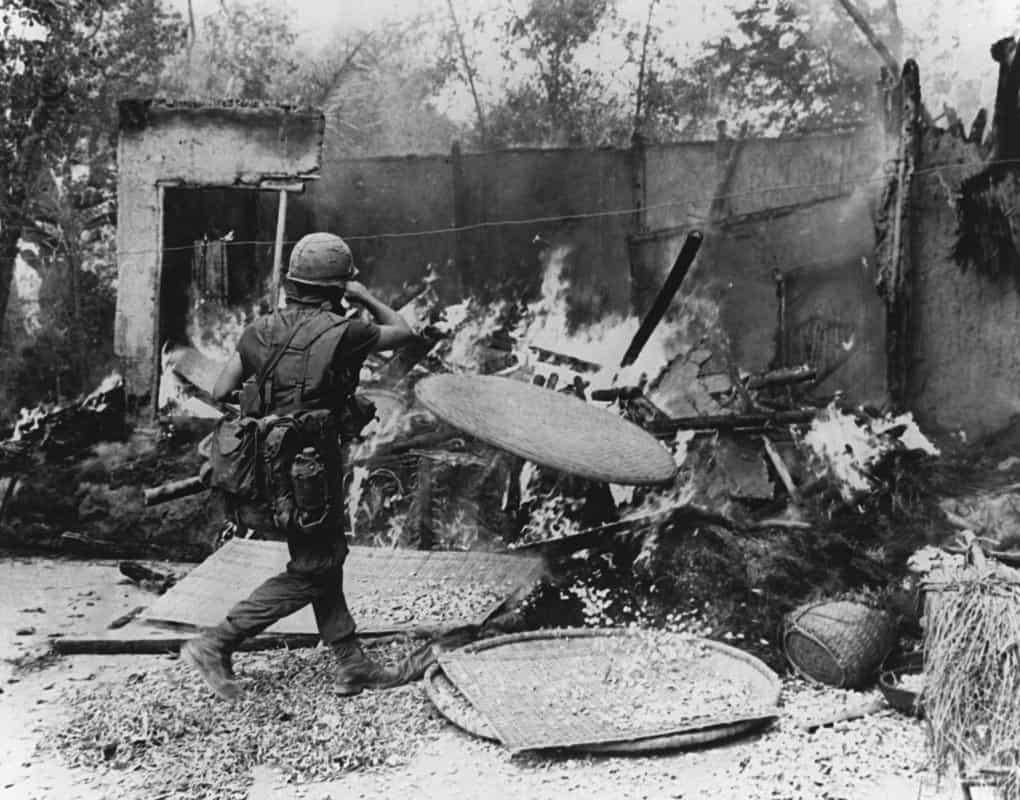 My Lai Massacre Anniversary