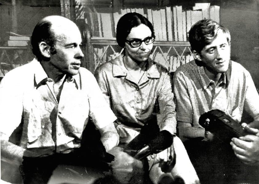 Richard Dudman, Reporter at Center of History's Churn, Dies at 99