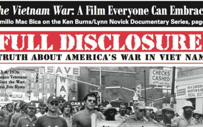 28-page Full Disclosure – Truth About America's War in Vietnam Vol. 2