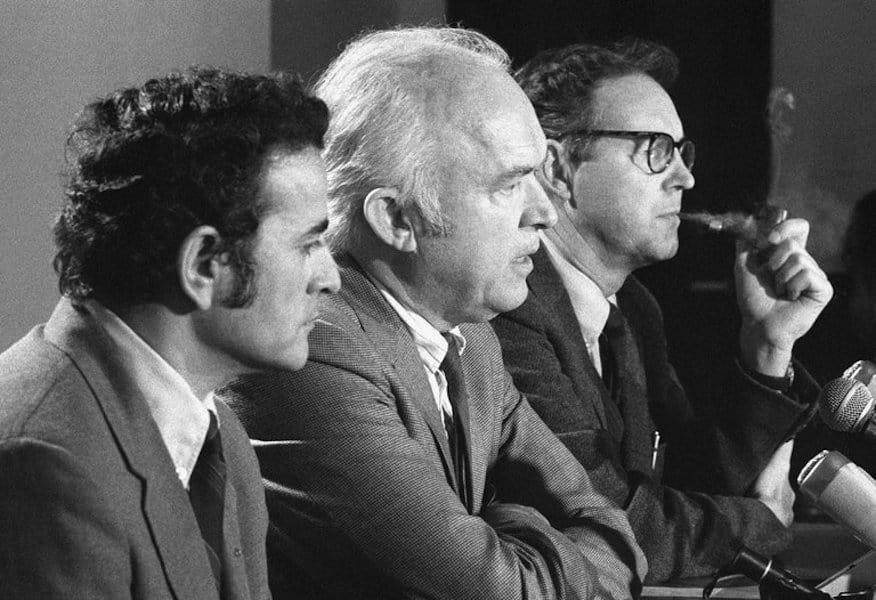 Douglas Dowd, 97, Antiwar Activist and Critic of Capitalism Is Dead