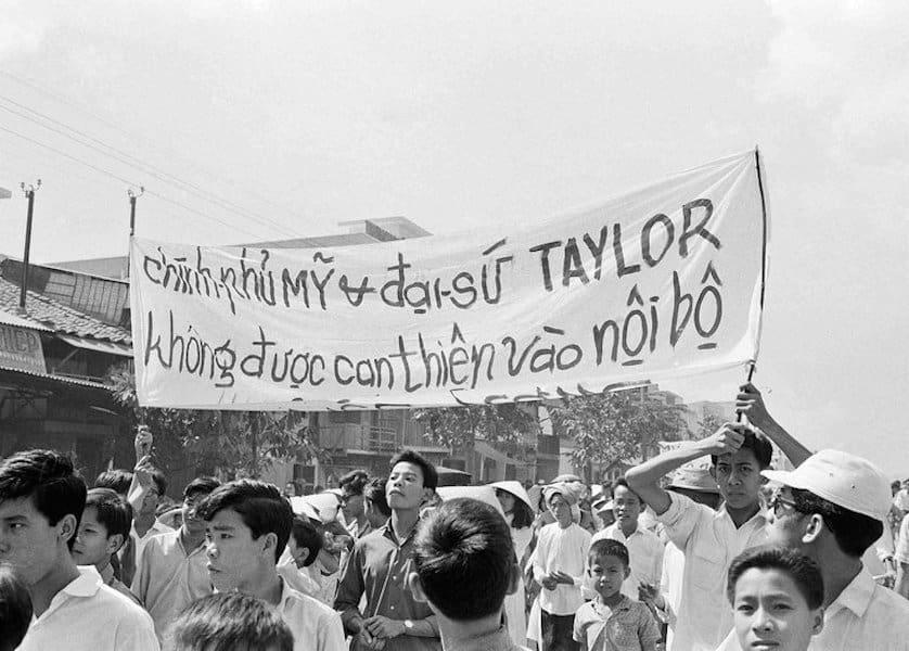 South Vietnam Had an Antiwar Movement, Too