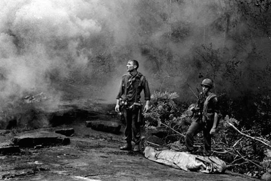 Bottom-Up Collective Drama or Top-Down Atrocity? The Vietnam War As Public Spectacle