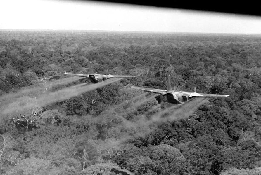 Vietnam: The Chemical War