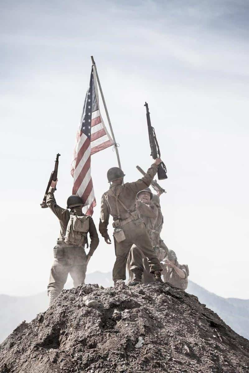 A Veterans Day plea from a Marine: Please, stop revering us