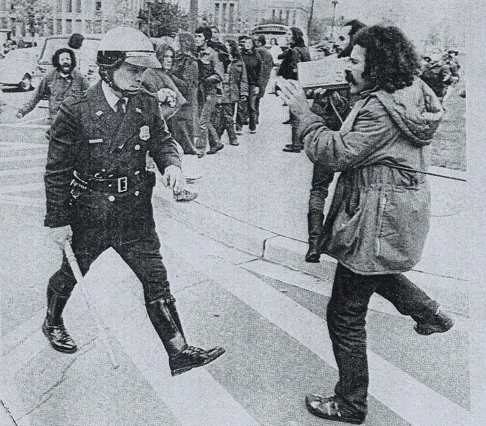 MAYDAY 1971 RAW