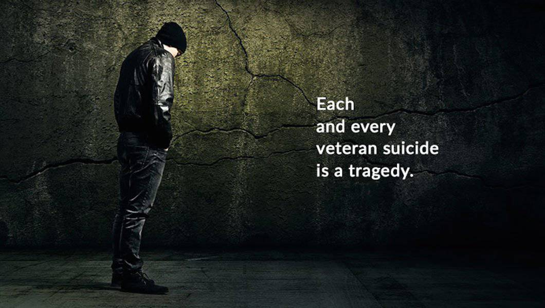 Ketwig: More veterans commit suicide than were killed in Vietnam