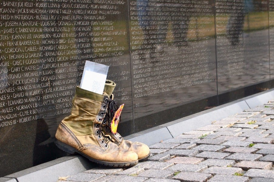 Request for Letters to the Wall: Memorial Day 2020