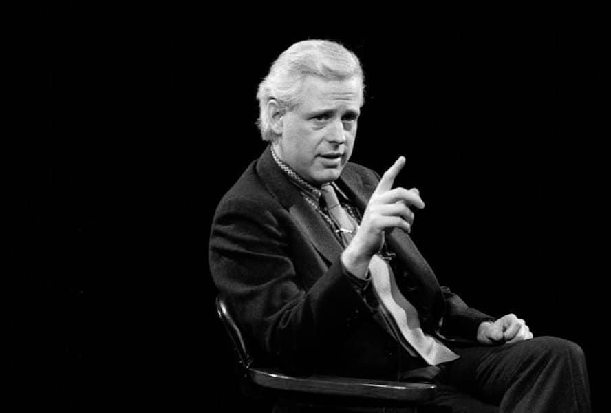 Nicholas von Hoffman, Provocative Journalist and Author, Dies at 88
