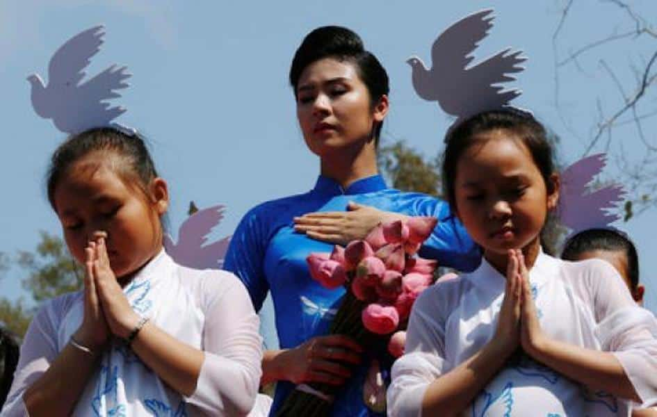 Vietnam marks 50 years since U.S. massacre at My Lai