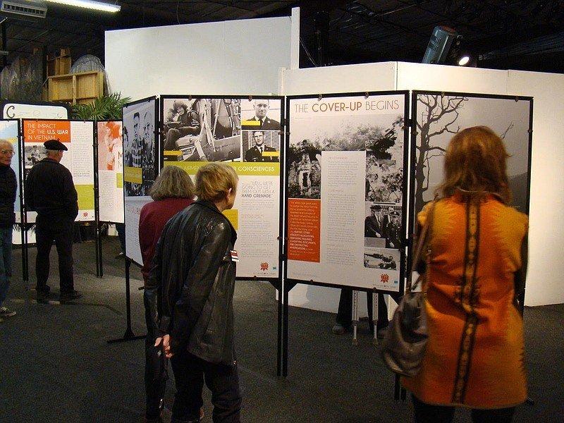 My Lai Exhibit Highlights Dark Anniversary Of Vietnam War