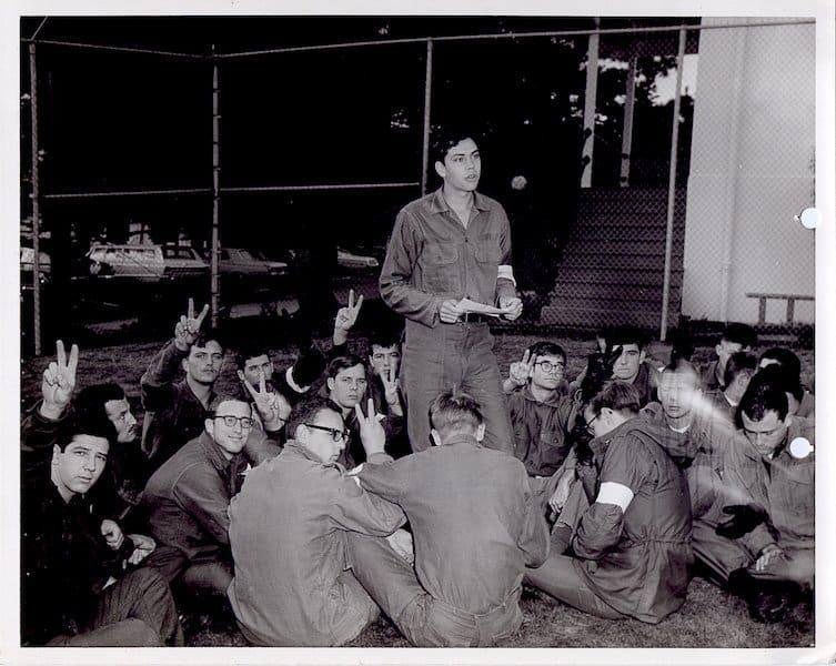 Commemoration of the 1968 Presidio Mutiny on October 14, 2018