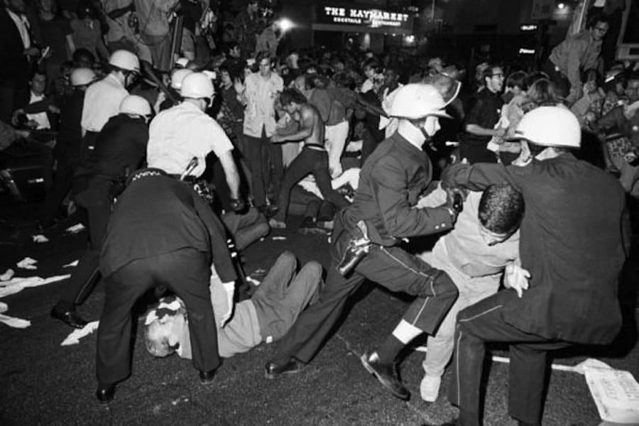The 1968 Democratic Convention Protests – 50 Years Ago