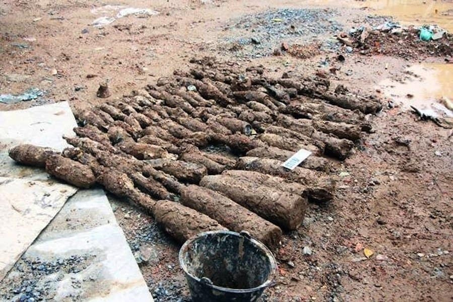 RENEW project handles 590 explosive devices in Quang Tri
