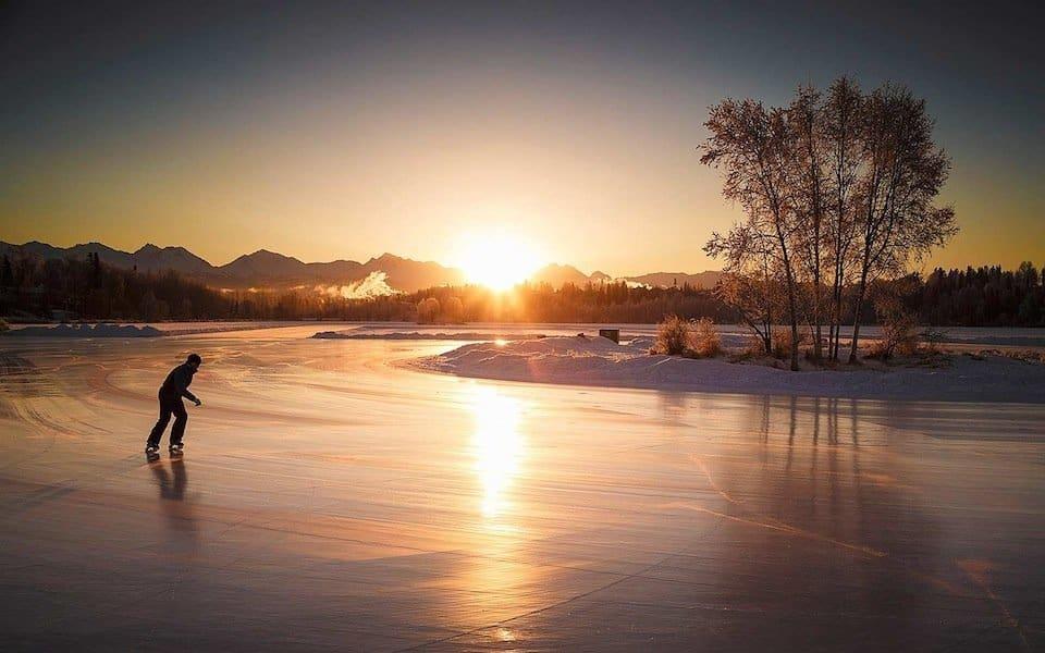 November Comes by Doug Rawlings