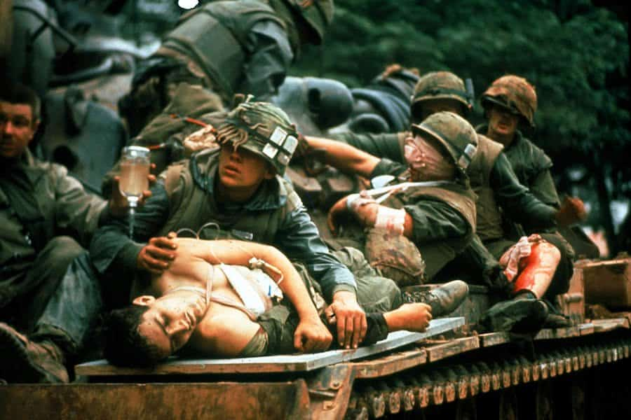 The True Story Behind an Iconic Vietnam War Photo Was Nearly Erased — Until Now