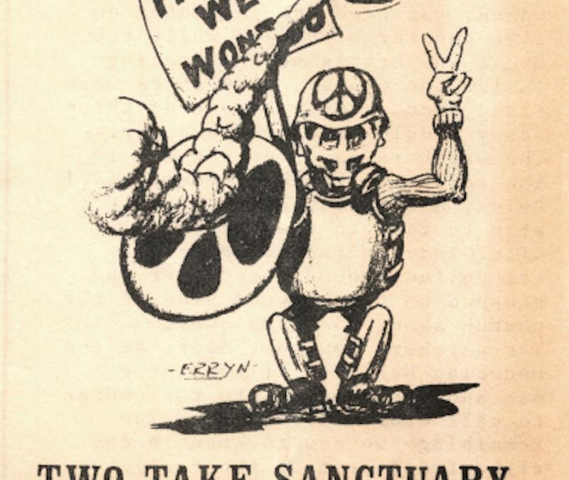 Resistance in Buffalo: 1968