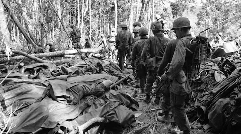 The Truth Behind a Vietnam War Airstrike Uncovered