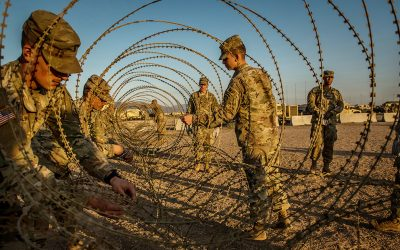 Veteran Appeal to Soldiers at the Border