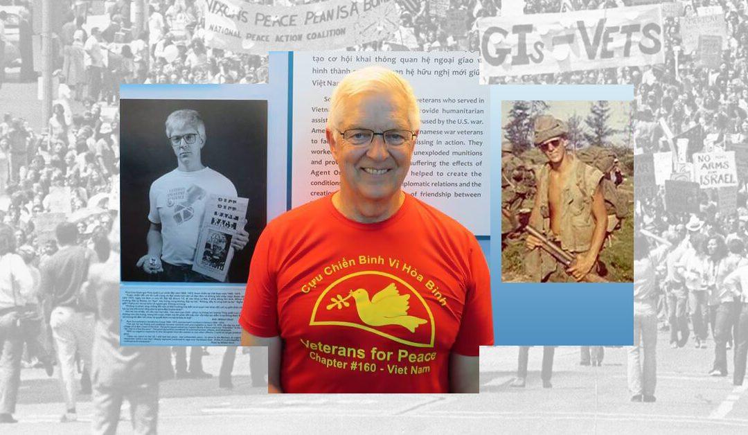 Podcast: Paul Cox, Vietnam grunt to underground GI paper publisher