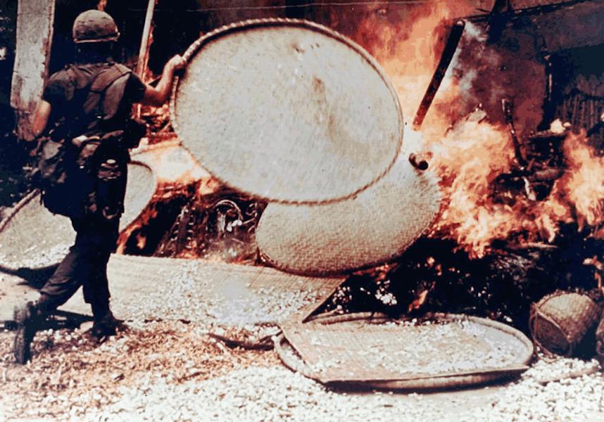 My Lai Memorial Exhibit