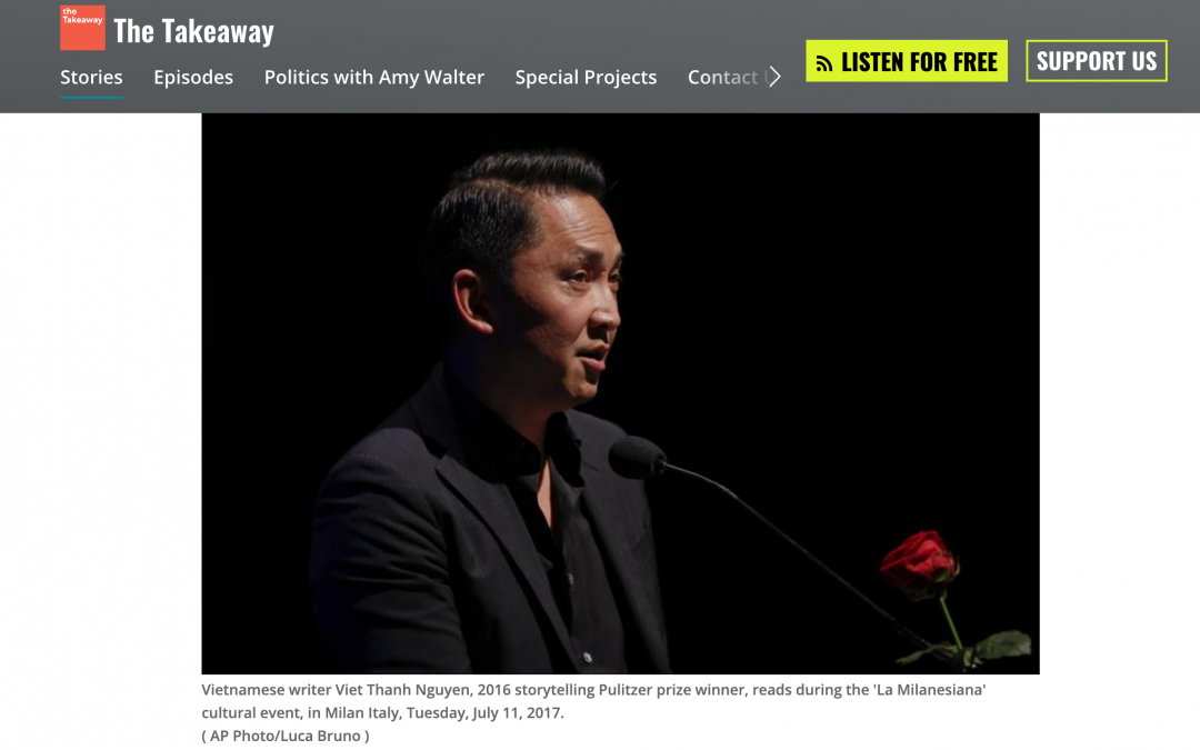 """Author Viet Thanh Nguyen on the legacy of """"Apocalypse Now"""""""