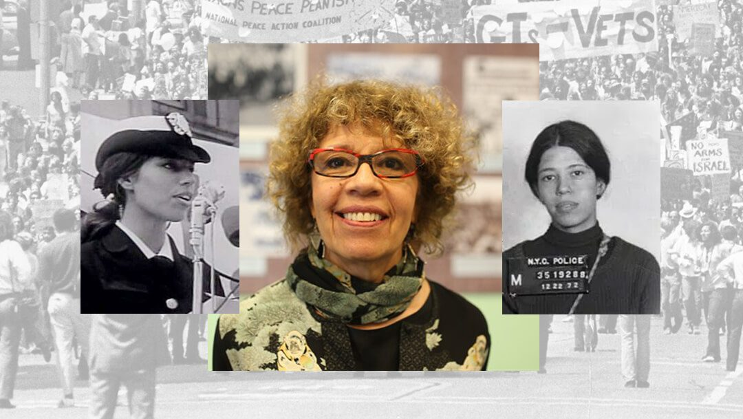 Podcast: After dropping antiwar leaflets over military bases from a plane, Susan Schnall