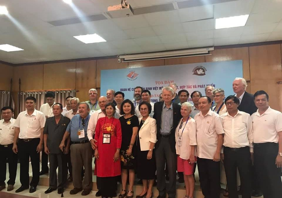 VFP honored by Vietnam Union of Friendship Orgs in Hanoi