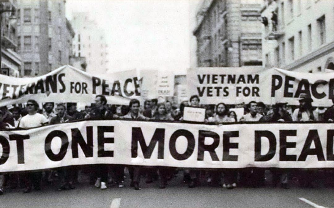 The War Comes Home: Moratorium and Mobilization, 1969