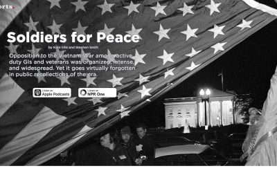Check it out: Soldiers for Peace Audio Doc