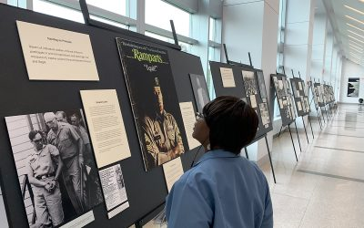 Waging Peace Exhibit Opens at George Washington University in D.C.