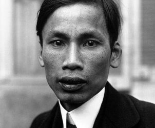 Nguyen Ai Quoc in 1921