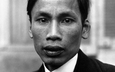 Deporting Ho Chi Minh