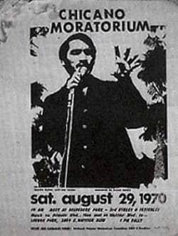 50th Anniversary of the Chicano Moratorium