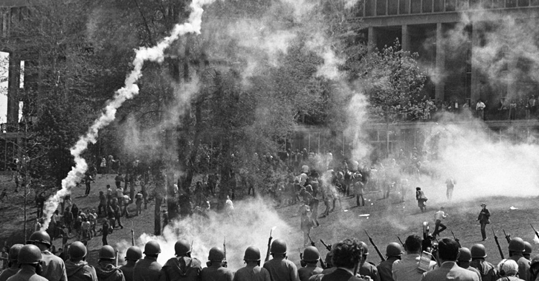 50th Anniversary Commemoration of May 4 at Kent State