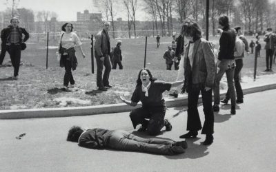 Fifty Years Later, the Gunfire at Kent State Still Echoes Through America