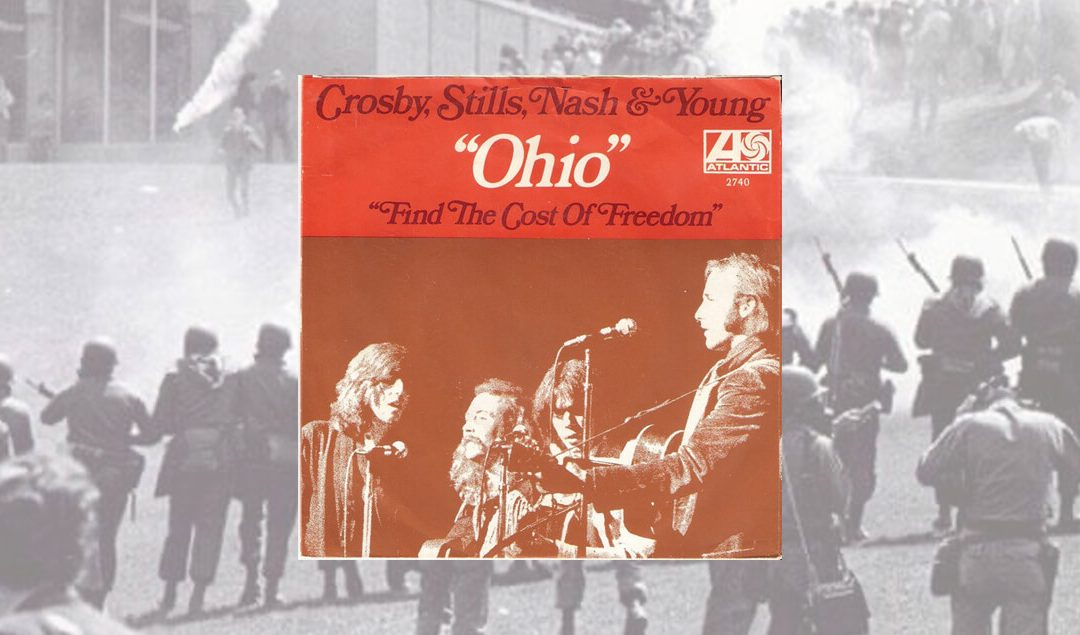 After the Kent State Massacre, 'Ohio' Spoke to the Country